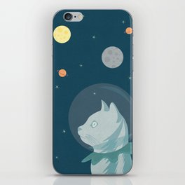 Dreaming about Space iPhone Skin