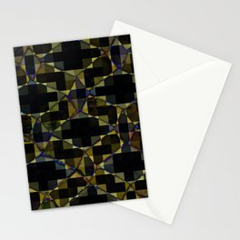 Old Moroccan Geometric Tile Pattern | Nadia Bonello Stationery Cards