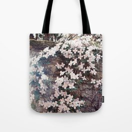 Blossom in Pink Tote Bag