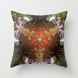 A Call For Calm No 1 Throw Pillow
