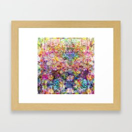 Dance Like There's No Tomorrow Framed Art Print