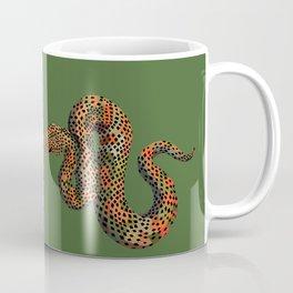 Snarly Snake Coffee Mug