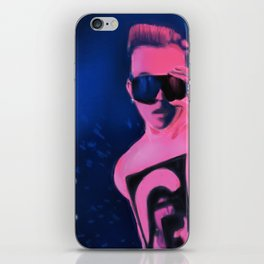 Stage King iPhone Skin