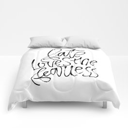 Fate - Version 1 Comforters