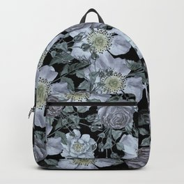 Roses at Night Backpack