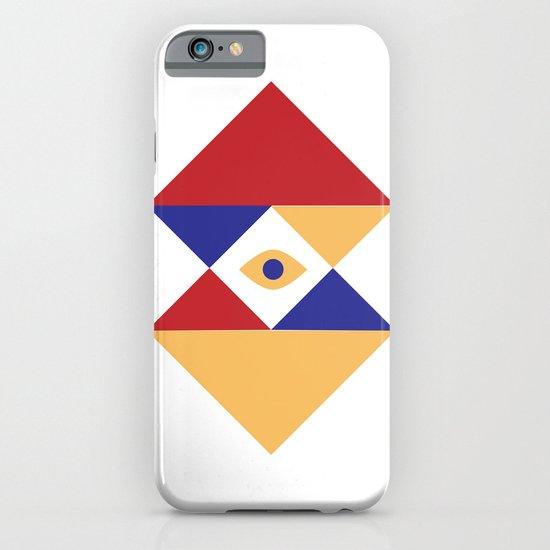T R I | Eye iPhone & iPod Case
