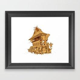 Parade Framed Art Print