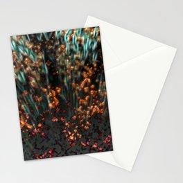 Copper Aurora Stationery Cards