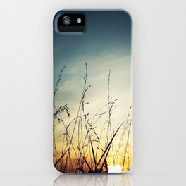 Dawn iPhone Case