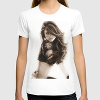 selena gomez T-shirts featuring Selena-Q by Isaiah K. Stephens