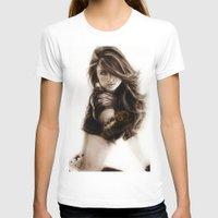 selena T-shirts featuring Selena-Q by Isaiah K. Stephens