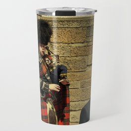 The Lonely Busker #3 Travel Mug