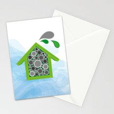 Solitary Bee Hotel Stationery Cards