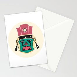 Mayan Stationery Cards