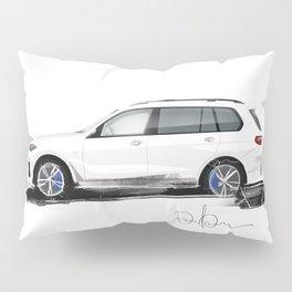 Bavarian sketch Pillow Sham