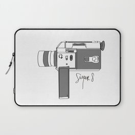 Super 8! Laptop Sleeve