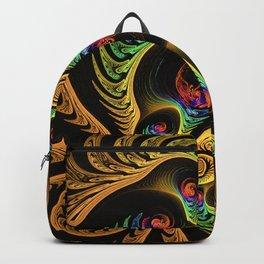 Swirling Whirls Backpack
