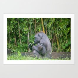 Motherhood Art Print