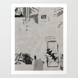 Ursoupe Art Print