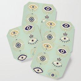 Evil Eye Collection Coaster