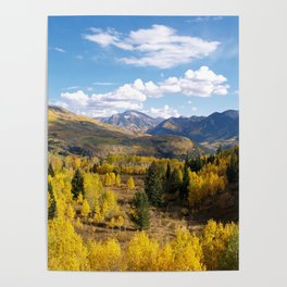 Crystal Valley Poster