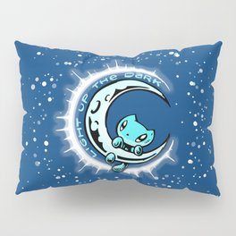 Skribbles: Light Up The Dark Pillow Sham