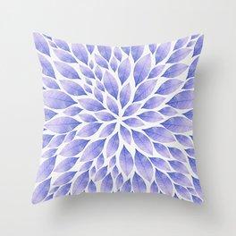 Petal Burst #22 Throw Pillow