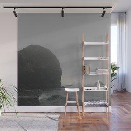 Ominous Tides Wall Mural