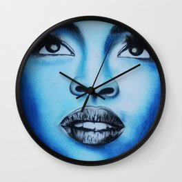 Lauyrn Hill Wall Clock