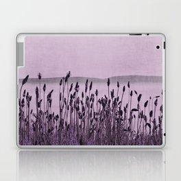 Purple Nature by the sea Laptop & iPad Skin