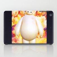 big hero 6 iPad Cases featuring big hero  by ururuty