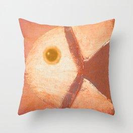 Mola Mola 2 Throw Pillow