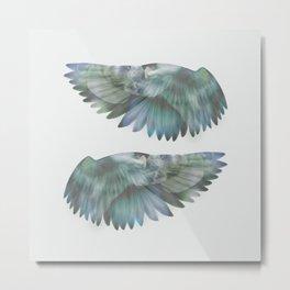 wings 2 Metal Print