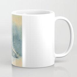Hope Amidst the Storm–Watercolor Coffee Mug