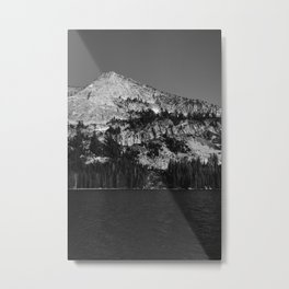 Tenaya Lake, Yosemite National Park Metal Print