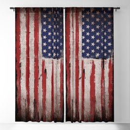 This is America Black edition Blackout Curtain