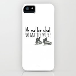 Christmas Tradition iPhone Case