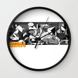 Geoguernic Wall Clock