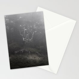 Ghost in the Fog Stationery Cards