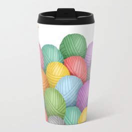 So Much Yarn Travel Mug