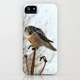 Focused iPhone Case