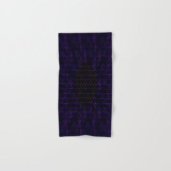 Triangle Inhalation Hand & Bath Towel