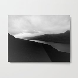 The Scottish Highlands II Metal Print