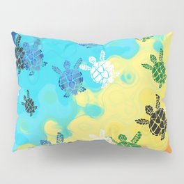 Back to the Ocean Pillow Sham