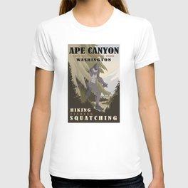 CPS: Ape Canyon, WA T-shirt