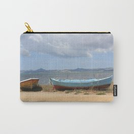 Old Rusty Boats Carry-All Pouch
