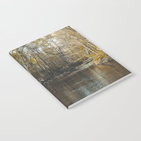 Take Me To The River Notebook