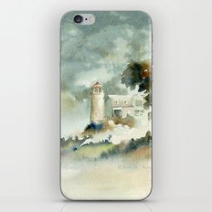 A Stroll to Point Betsie iPhone & iPod Skin