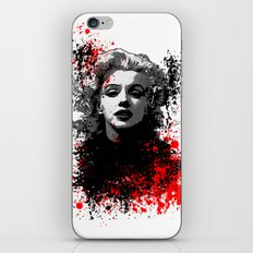 art print iPhone & iPod Skin