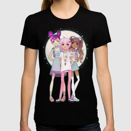 Harajuku Squad T-shirt